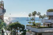 Cannes center - sea view apartment - photo1