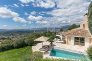 Proche Mougins - Castellaras - Vue panoramique - photo3