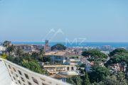 Cannes - Croix des Gardes - Appartement avec vue mer - photo12