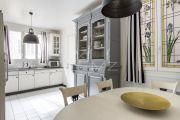 Paris 17ème - Bel appartement haussmanien 156M2 avec parking - photo14