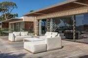 Cap d'Antibes - Magnificent contemporary property overlooking the bay of Garoupe - photo4