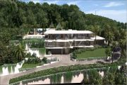Cannes - Hills of Cannes - Beautiful new contemporary villa - photo2