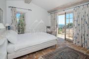 Saint-Paul de Vence - Villa avec vue mer panoramique dans domaine privé - photo16