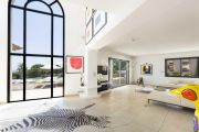 Proche St Tropez- Belle villa contemporaine vue mer - photo7