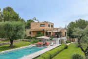 Arrière-pays cannois - Splendide villa contemporaine - photo1