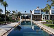 Maroc - Marrakech - Architectural design - photo3