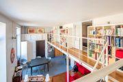 Lyon - Apartment canut - Croix-Rousse - 5 rooms - photo1
