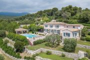 Proche Saint-Paul-de-Vence - Villa provençale avec vue panoramique - photo1