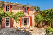 Close to Aix-en-Provence - Provencal farm house with vineyard - photo1