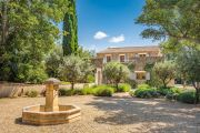 Grimaud - Beautiful renovated stone mas and guest annexe with waterfall - photo2