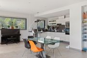 Close to Cannes - Beautiful new contemporary style villa with sea view - photo3
