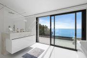 Eze bord de mer - Villa contemporaine neuve - photo7