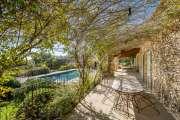 Proche Gordes - Luxueuse villa avec vue dégagée - photo6
