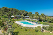 Antibes - Villa californienne avec vue mer - photo21