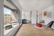 Lyon 1er - 2-room apartment garden level - photo3