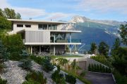 Crans-Montana - Superbe chalet contemporain - photo2