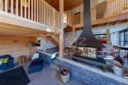Alpes de Haute Provence - Chalet contemporain avec vue imprenable - photo4