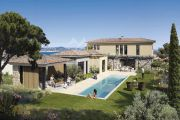 Saint-Tropez - Terrain constructible idéalement situé - photo1