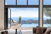 Villefranche-sur-Mer - Contemporary villa with spectacular sea view - photo4