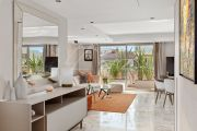 Cannes - Palm Beach - Apartment with a roof terrasse and private pool - photo7