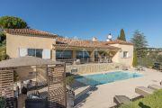 Proche Cannes - Hauteurs de Vallauris - Villa vue mer panoramique - photo9