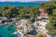 Cap d'Antibes - villa pied dans l'eau - photo5