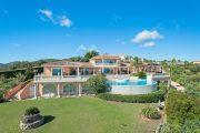 Proche Saint-Tropez - Majestueuse villa avec vue mer - photo2