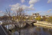 Paris 4ème - Ile Saint Louis - Dernier étage Vue Imprenable - photo7