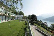 Suisse - Vico Morcote - Villa moderne vue lac - photo1