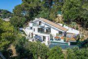 Cannes - Villa neuve avec vue mer - photo16