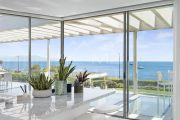Cap d'Antibes - Exceptional contemporary villa with sea view - photo9