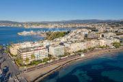 Cannes Palm Beach - New program HELIOS - Luxurious three rooms apartment SIRIUS - photo9