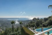 Close to Cannes - Architect villa with panoramic sea view - photo2