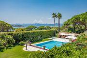 Сен-Тропе - Леса - Очаровательная недвижимость с видом на море - photo2