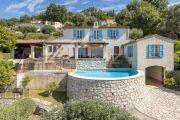 Close to Saint-Paul - Renovated villa with sea views - photo1
