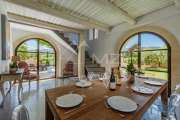 Luberon - Belle maison en pierres avec piscine - photo5