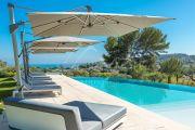 Antibes - Villa californienne avec vue mer - photo17
