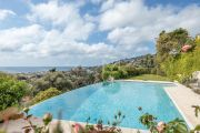 Close to Cannes - Provencal style villa with panoramic sea views - photo2