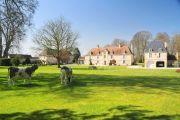 Chateau avec parc et bois proche Caen - photo1