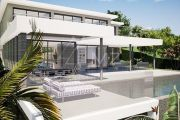 Sainte-Maxime - New contemporary villa - photo3