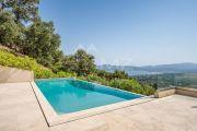 Entre Saint-Tropez et Sainte-Maxime - Villa contemporaine neuve - photo4