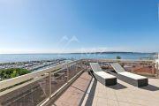 Cannes - Palm Beach - Exceptionnel penthouse - photo2