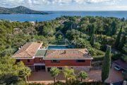Proche Cannes - Villa contemporaine vue mer - photo5