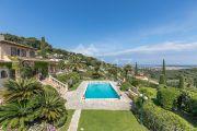 Proche Cannes - Belle villa provençale de caractère avec vue mer - photo4