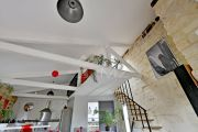 Uzès - Beautiful townhouse-like three storey flat - photo11