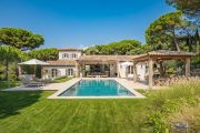 Saint-Tropez - Les Parcs - Superbe villa contemporaine - photo1