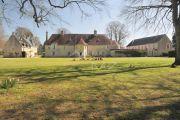 Chateau avec parc et bois proche Caen - photo2
