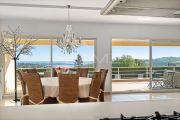 Proche Cannes - Hauteurs de Vallauris - Villa vue mer panoramique - photo3