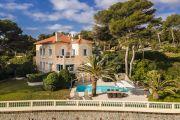 Proche Cannes - Saint-Raphaël - Propriété Belle Époque les pieds dans l'eau - photo2