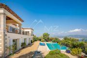 Proche Saint-Tropez - Belle propriété vue mer panoramique - photo2